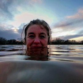 Helen Edwards - 4 years of dip-a-day, every day