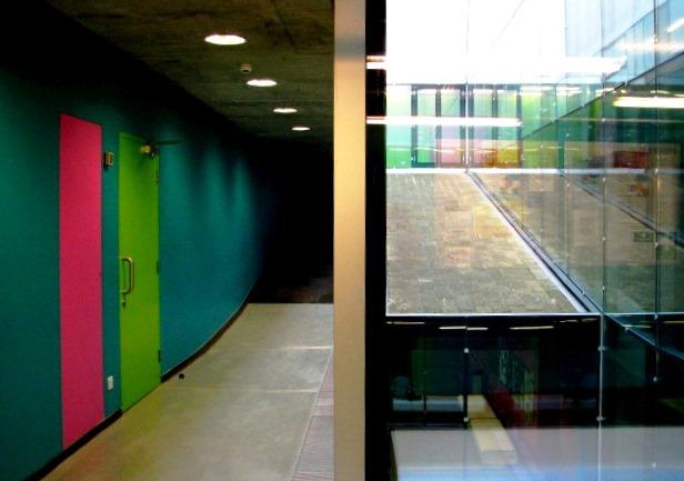 laban corridor to nowhere