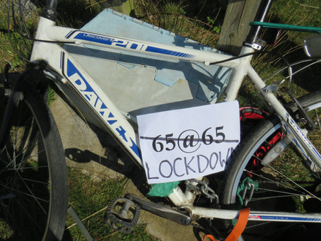 65@65 LOCK-DOWN SWIM - ON HARDWICK POND