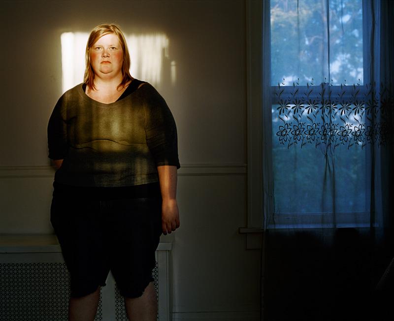 jen davis 11 years photo series fat sham