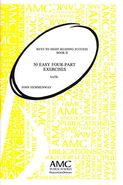 Keys to Sight Reading Success - Book II