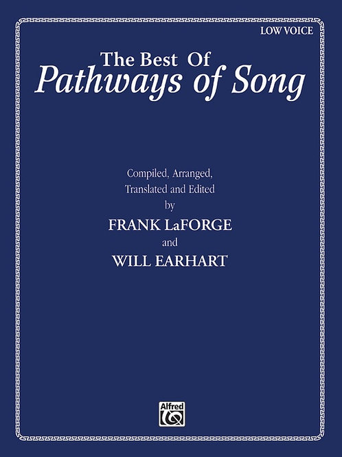 Best of Pathways of Song - Low