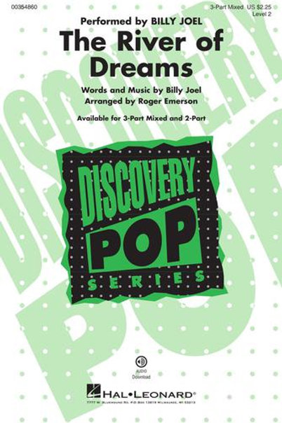 River of Dreams - 3-pt Mixed