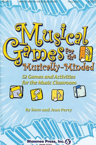 Musical Games for the Musically Minded