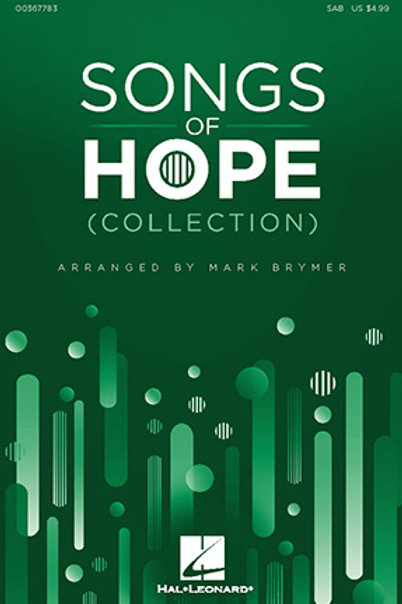 Songs of Hope - 2 -pt or SSA