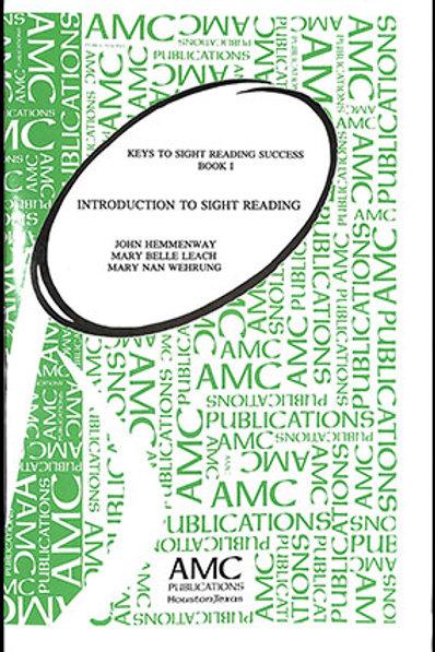 Keys to Sight Reading Success - Book I