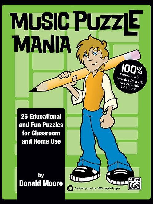 Music Puzzle Mania