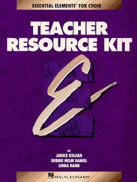Essential Elements for Choir - Teacher Resource Kit