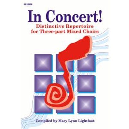 In Concert! for Three-Part Mixed