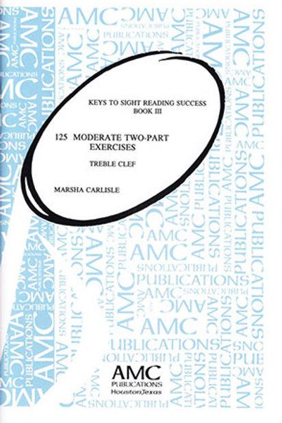 Keys to Sight Reading Success - Book 3 Treble