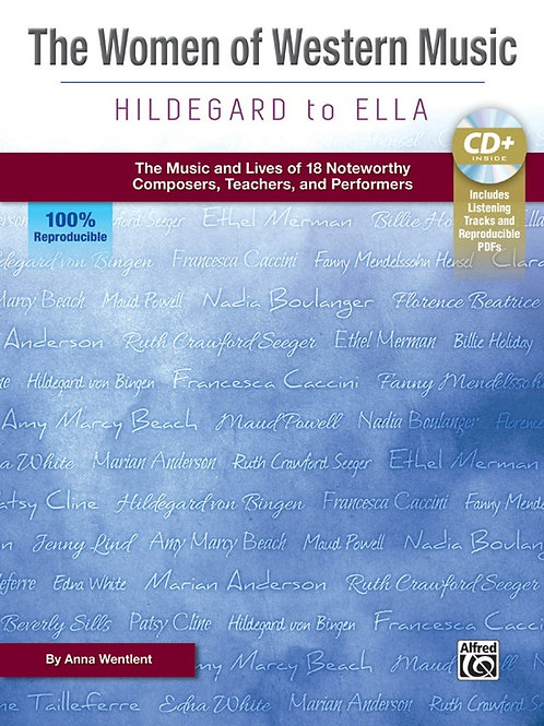 Women of Western Music: Hildegaard to Ella