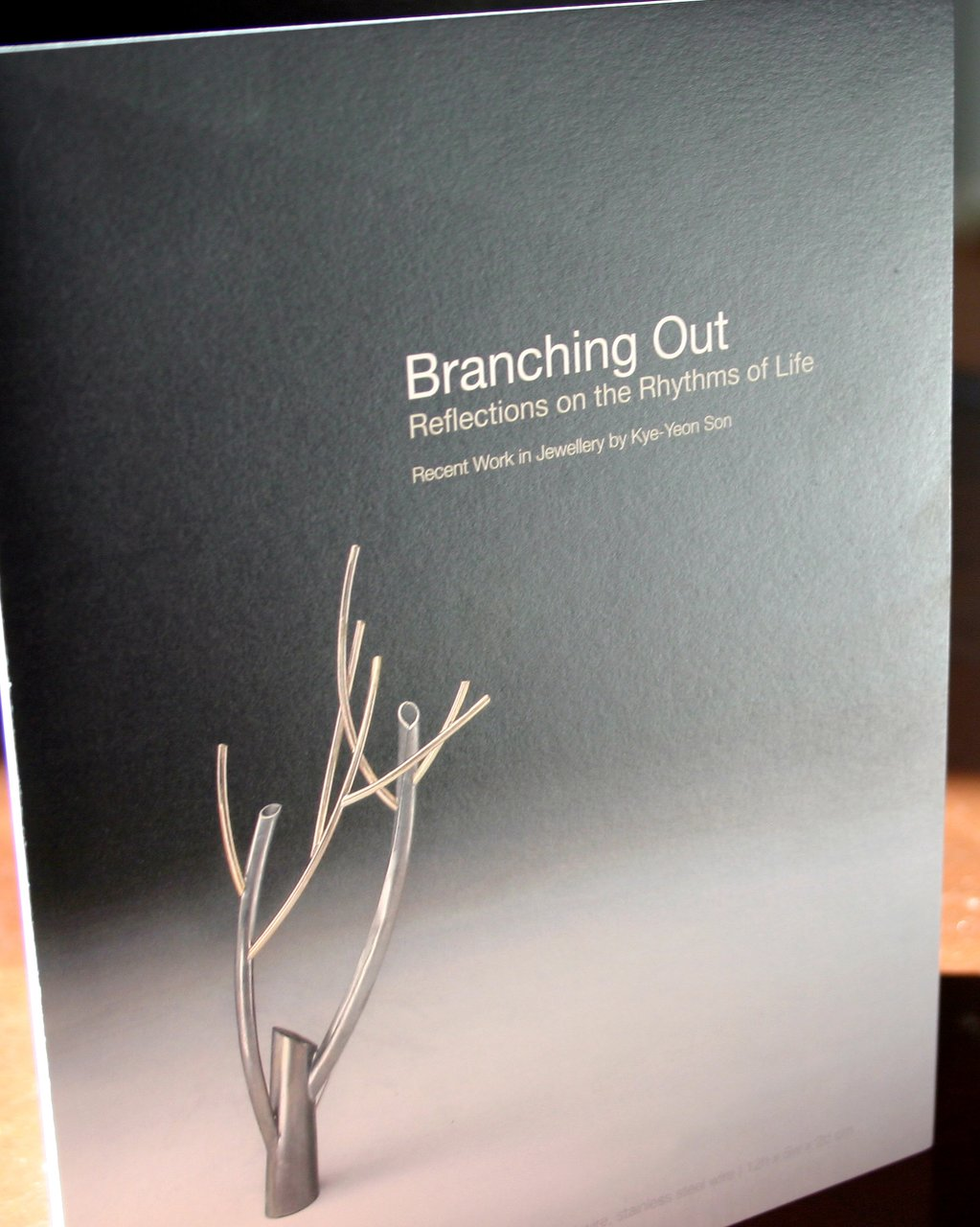 Branching Out Cover