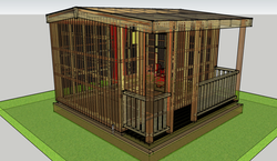 Wireframe Exterior