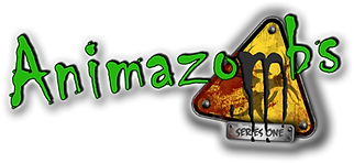 Firs Animazombs Logo
