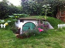 Hobbit Hole Build Torii Gardens
