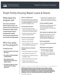 SINGLE FAMILY HOUSING REPAIR LOANS -1.jp