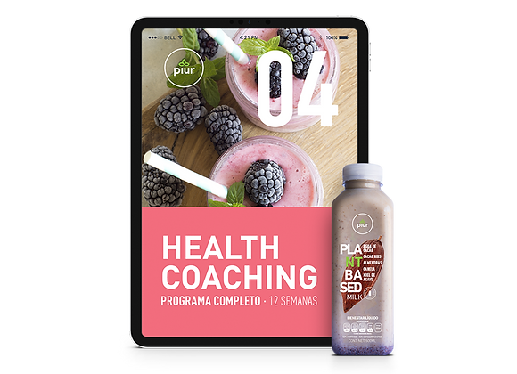 HEALTH COACHING I COMPLETO 12 SEMANAS