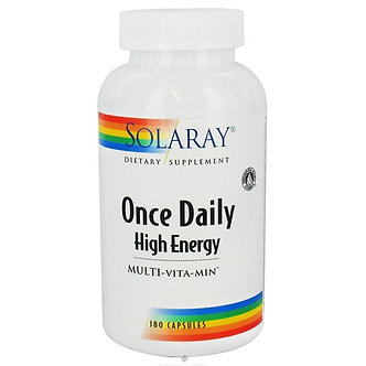 Once Daily High Energy Q180