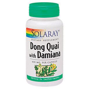 Dong Quai Root & Damiana Leaf