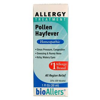 Pollen Hayfever