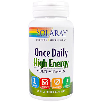 Once Daily High Energy Q60