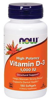 Vitamin D-3 1000
