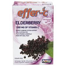 Effer-C Elderberry