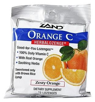 Herbalozenge Orange