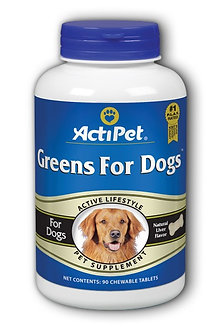 Greens For Dogs