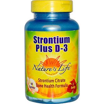 Strontium Plus D-3