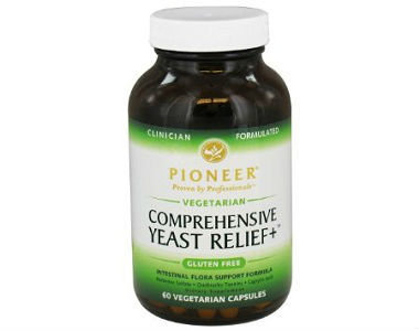 Comprehensive Yeast Relief+