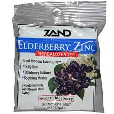 Herbalozenge Elderberry