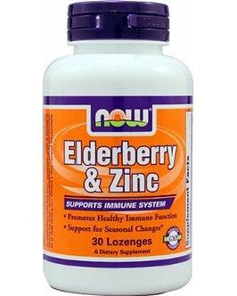 Elderberry & Zinc Q30