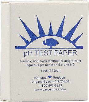 Testing Paper