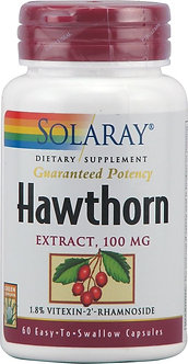 Hawthorn 100 mg