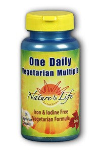 One Daily Vegetarian Multiple