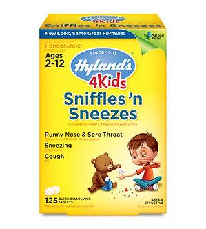 Sniffle N Sneezes