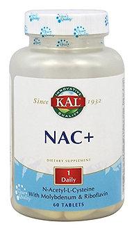 NAC+ 60ct