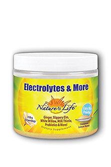 Electrolytes & More