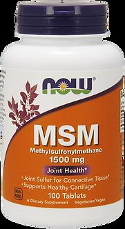 MSM 1500 mg Q100