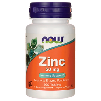 NOW, Zinc