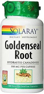 Goldenseal Root Q100