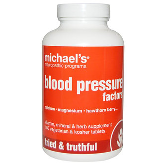 Blood Pressure 180ct