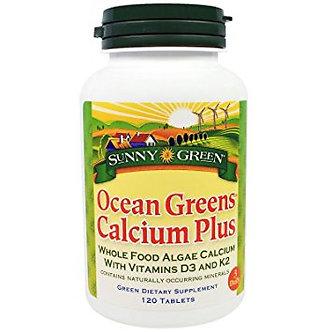 Ocean Greens Calcium Plus