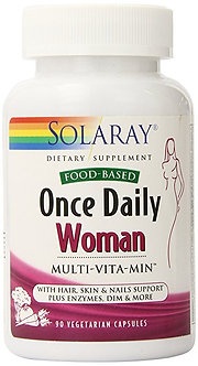 Once Daily Woman