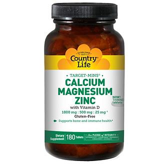 Calcium Magnesium Zinc