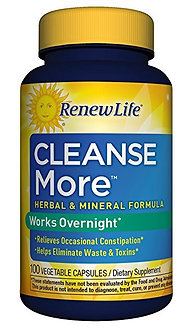Cleanse More