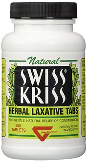 Herbal Laxatives