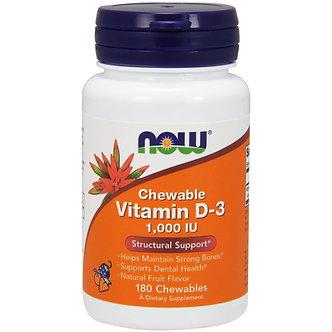Chewable Vitamin D-3