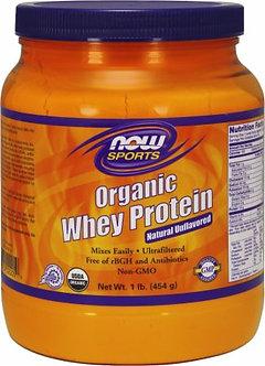 Organic Whey Protein